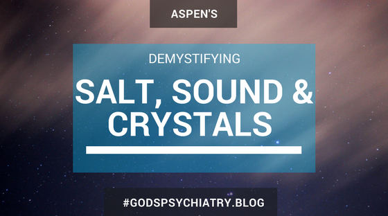 Demystifying Salt, Sound, Anointing Oil, & Holy Water Biblically