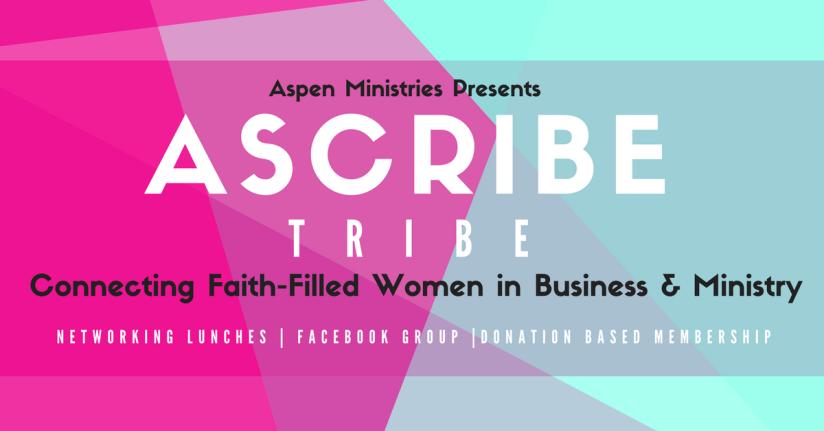 Ascribe Tribe FB Faith Ad